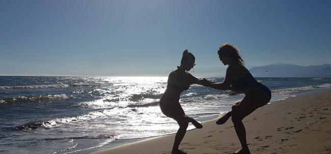 Benalmádena es un lugar idóneo para entrenar al aire libre