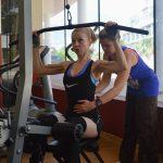 Contratar una personal trainer en Málaga