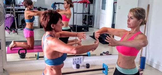 Hipopresivos y ejercicios posturales